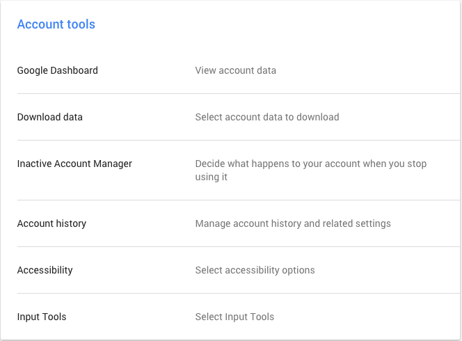 You can now download your Google Search history - Computer Design Center